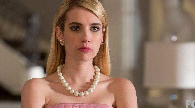 The first full-length trailer for Scream Queens is here