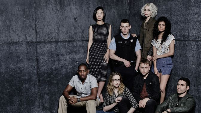 Netflix released a bunch of character trailers for Sense8