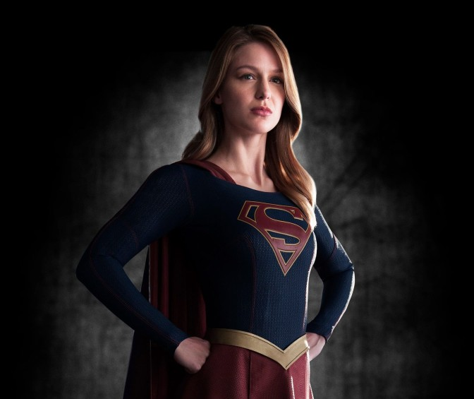 Supergirl looks surprisingly good?