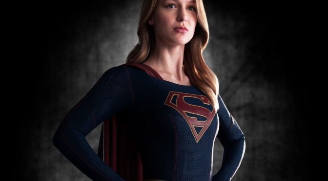 Supergirl looks surprisingly good?
