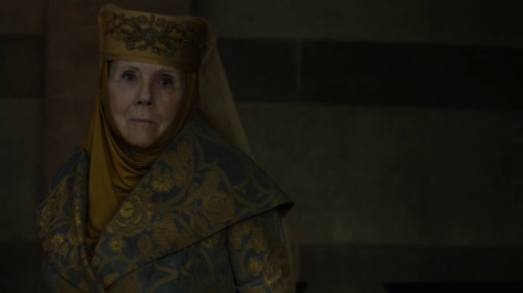 I'm disappointed, too, Olenna.