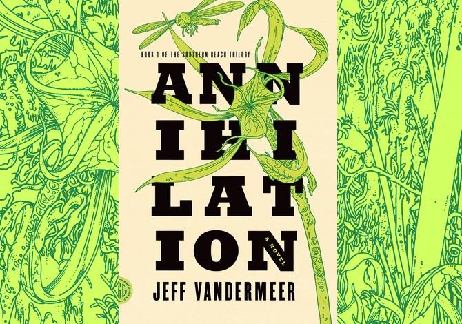 Book Review: Annihilation by Jeff VanderMeer