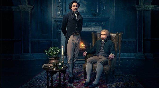 Reminder: Jonathan Strange & Mr. Norrell to air on BBC America starting tomorrow night