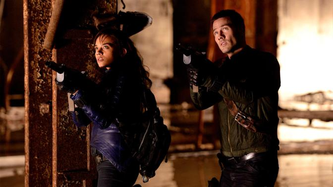 The second episode of Killjoys feels like the second half of a first episode