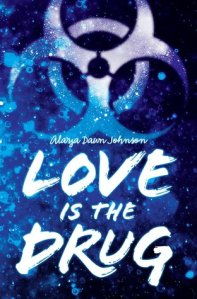 Love is the Drug wins the Andre Norton Award for Young Adult Science Fiction and Fantasy