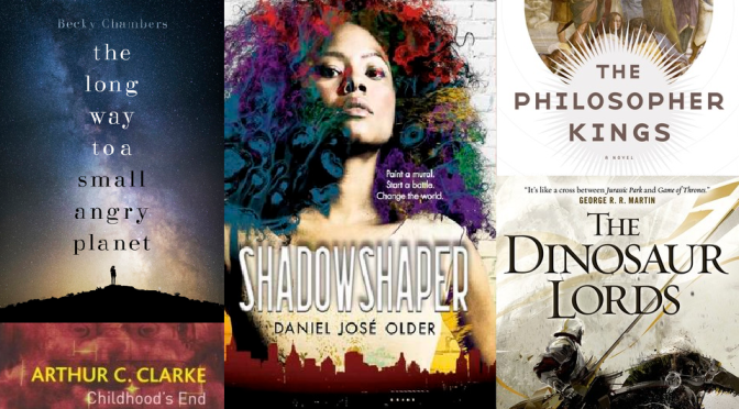 The SF Bluestocking 2015 Summer Reading List