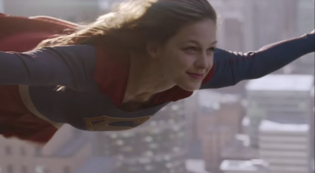 The new trailer for Supergirl looks super fun