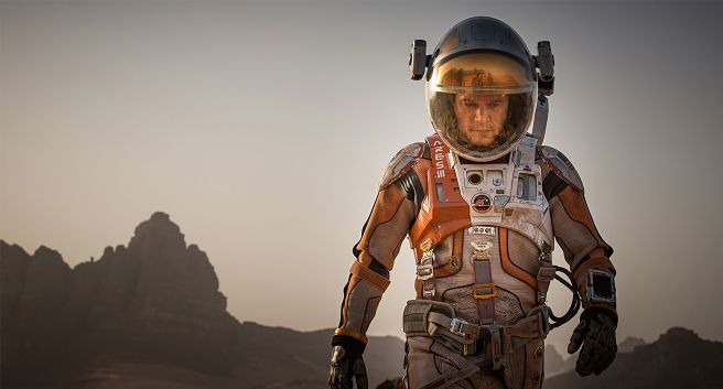 Watch the first trailer for The Martian