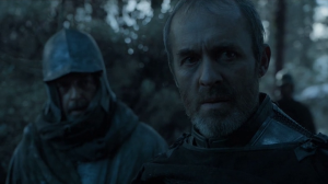 Stannis Baratheon and the no good very bad day.