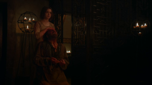 Honestly, I don't think this was even that cathartic for Arya.