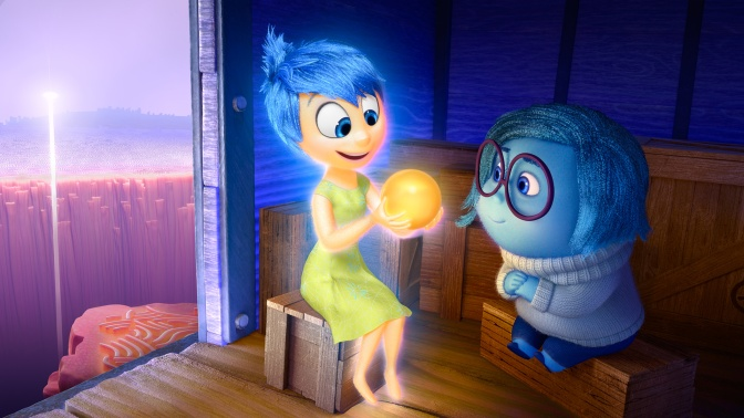 Inside Out is Pixar at its tear-jerking best