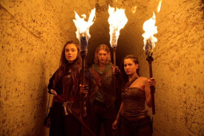 The Shannara Chronicles looks kind of amazing