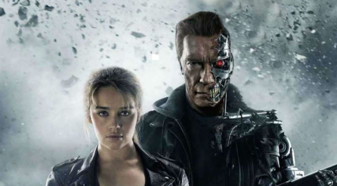 Terminator Genisys is fun, but it doesn't make a lick of sense