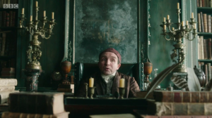 Norrell insists that magic must be made respectable.