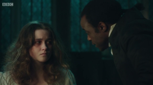 Have I mentioned lately how much I love Alice Englert as Lady Pole? She just nails her performances over and over again.