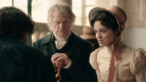 Jonathan Strange has lunch with the Greysteels.