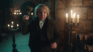 Norrell must face Jonathan Strange alone. With a candlestick, apparently.