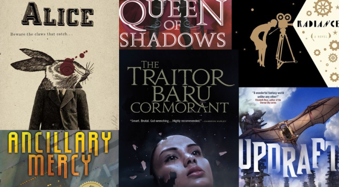 The SF Bluestocking 2015 Fall Reading List