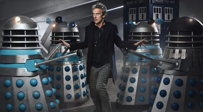 """The Witch's Familiar"" is a great episode for Capaldi's Doctor, kind of 'meh' for everyone else"