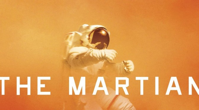 Giveaway: The Martian by Andy Weir