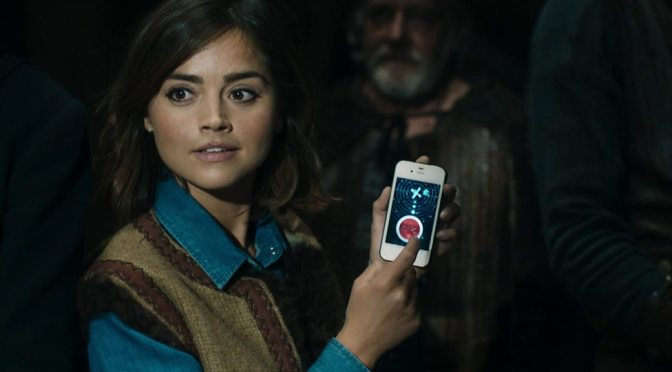 "Doctor Who: ""The Girl Who Died"" is more of what I suppose is the show's new normal"