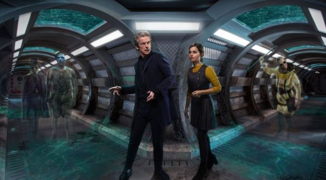 "Doctor Who: ""Under the Lake"" was good-not-great, but an improvement on the last two weeks"