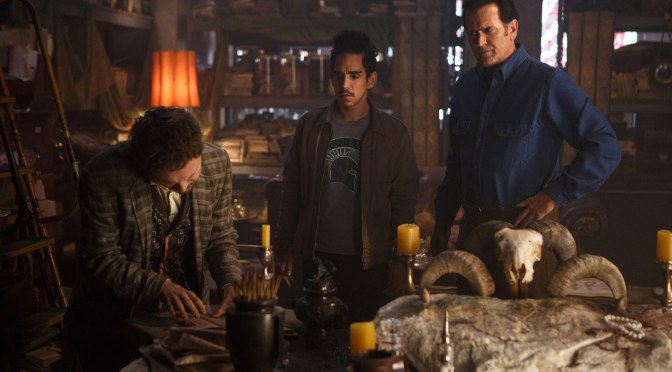 "Ash vs. Evil Dead: ""Books from Beyond"" is some yappening and not a lot of happening"