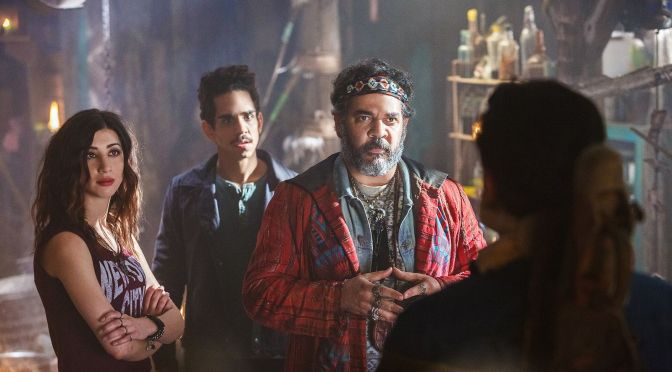 "Ash vs. Evil Dead: ""The Host"" has finally forced me to call a spade a spade"