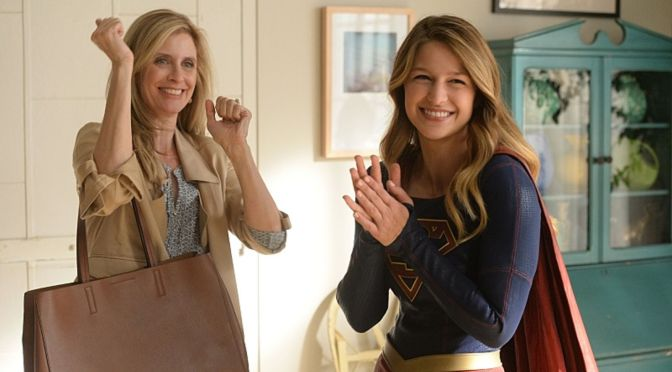 """Supergirl: """"Livewire"""" gives us a cool new villain and examines troubled mother-daughter relationships"""