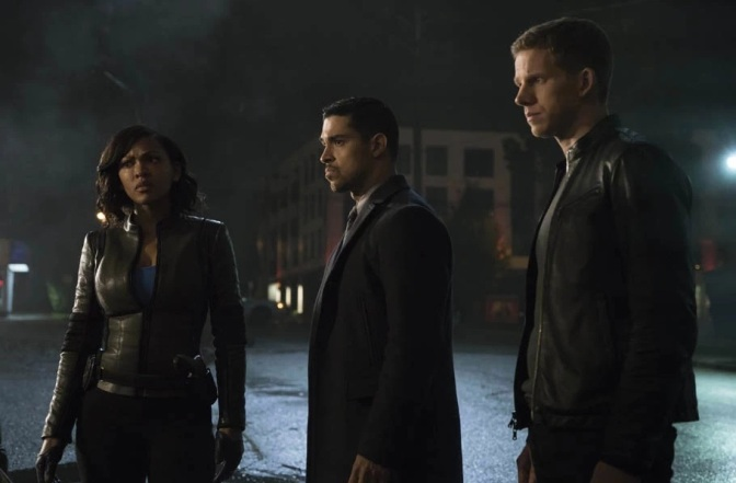 """Minority Report: """"American Dream"""" offers a glimpse of a different, better show"""