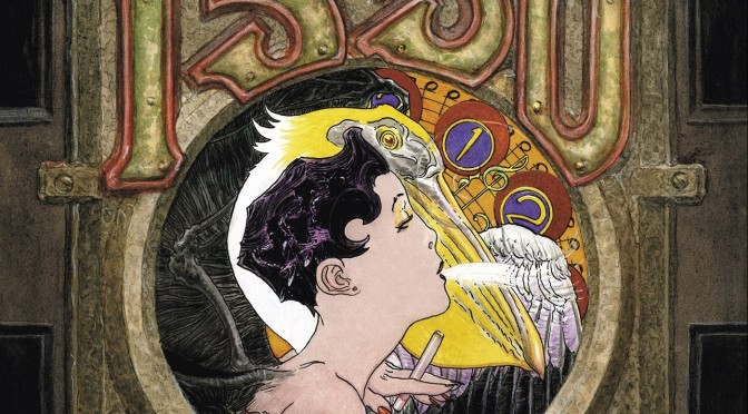 Book Review: Speak Easy by Catherynne M. Valente