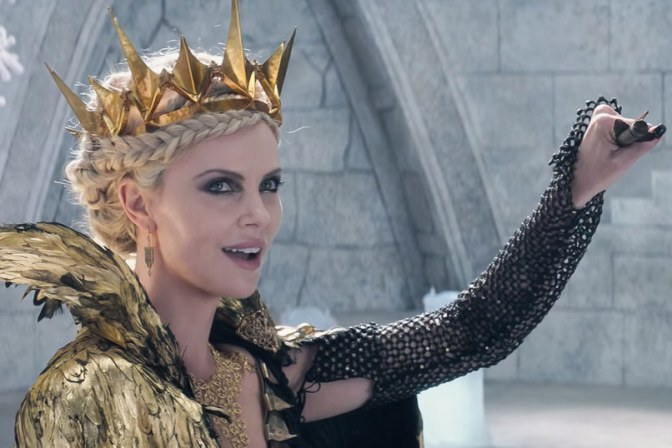 The Huntsman: Winter's War just made it onto my must-see list