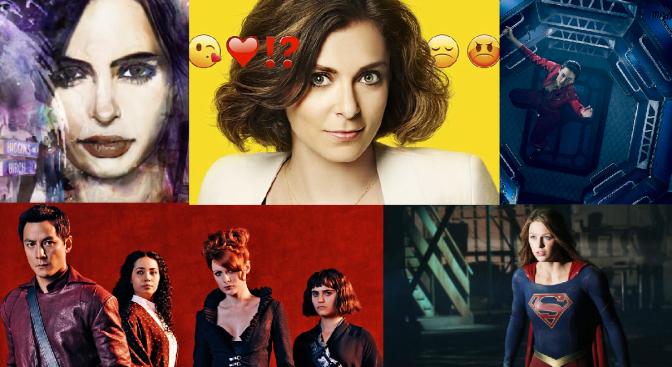 Best of 2015: Favorite Television