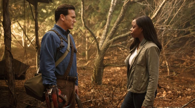 "Ash vs. Evil Dead: ""Ashes to Ashes"" reminds us what this show is really about"