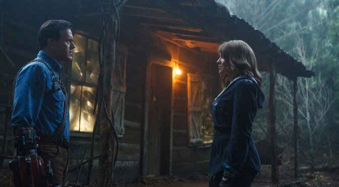 "Ash vs. Evil Dead: ""Bound in Flesh"" is a mad rush towards an uncertain end"