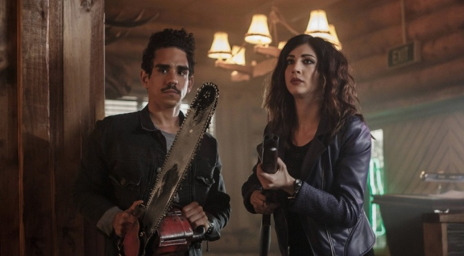 "Ash vs. Evil Dead: ""The Killer of Killers"" is a great, bloody mess"