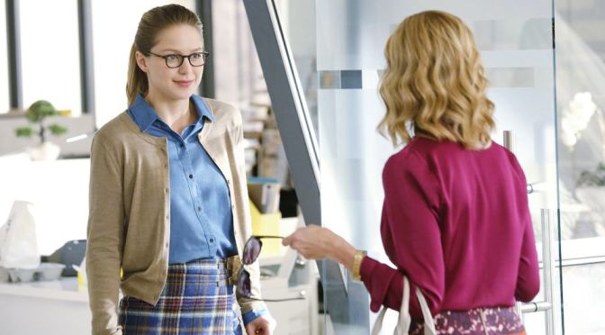 "Supergirl: ""Hostile Takeover"" is an aggressively mediocre winter finale"