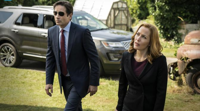 "The X-Files: ""Founder's Mutation"" focuses on what has always been good about the show"