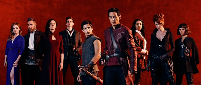 Why you should drop what you're doing and watch Into the Badlands immediately