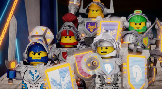 Let's talk about Lego, or, Why I hate Nexo Knights