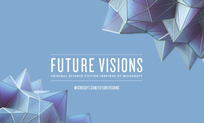 Book Review: Future Visions – Original Science Fiction Inspired by Microsoft
