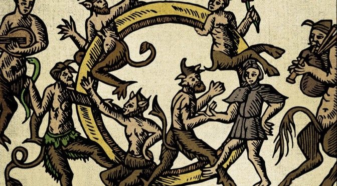 Book Review – Monstrous Little Voices: New Tales from Shakespeare's Fantasy World