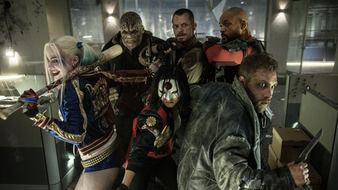 Suicide Squad: New trailer doesn't look like complete trash