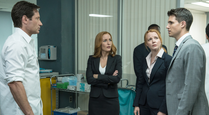 "The X-Files: ""Babylon"" is a confused mess only salvaged by some great Scully/Mulder stuff"