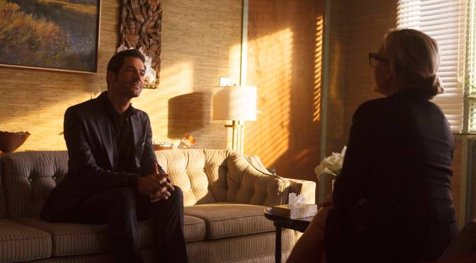 Lucifer: Still with the good looks and charm, but this show desperately needs substance