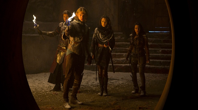 "The Shannara Chronicles: ""Pykon"" is an unnecessary, derivative slog of a detour"