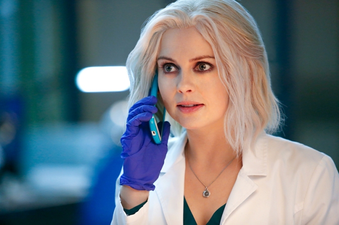 "iZombie: ""Eternal Sunshine of the Caffeinated Mind"" takes some very dark turns"
