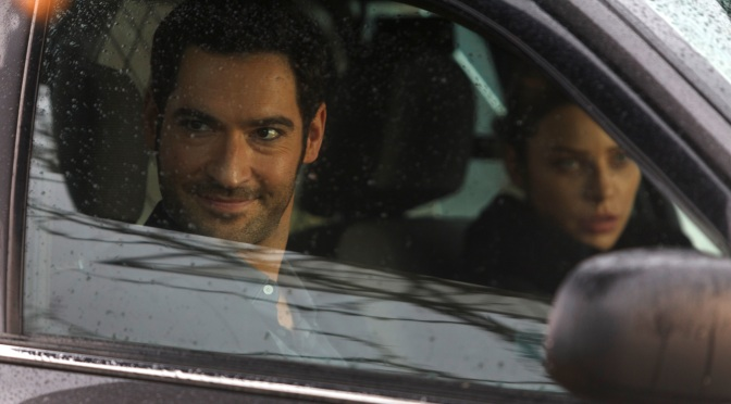 "Lucifer: ""The Would-Be Prince of Darkness"" shows marked improvement over the last couple weeks"
