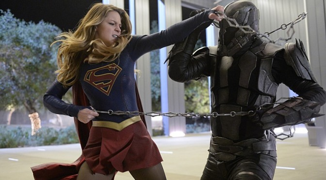 "Supergirl: ""Truth, Justice and the American Way"" breaks into some bigger thematic ground"