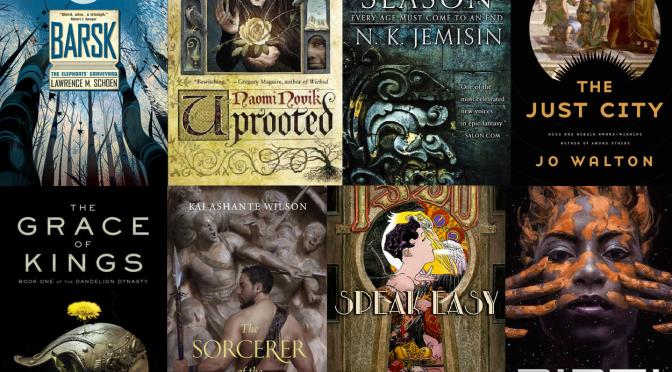 Hugo Recommendations: Novel and Novella